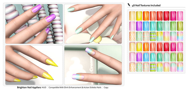 [Cosmetic Fair] Nail Appliers Brighton