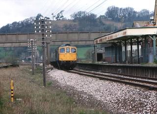 Seaton Junction Crompton - 1979