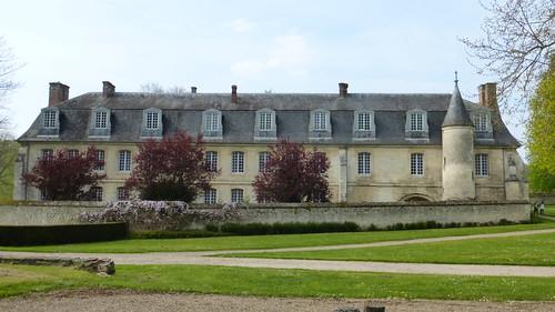 455 Abbaye Notre-Dame du Bec-Hellouin