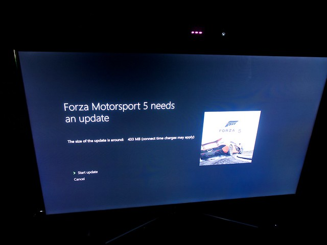 Xbox One Update Frustration