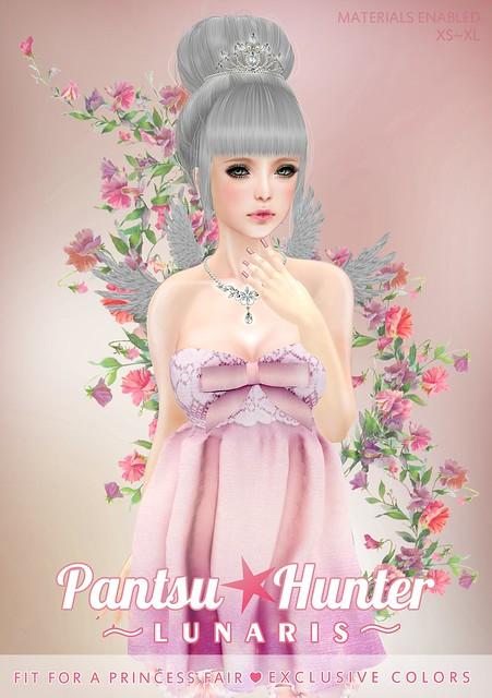 Pantsu*Hunter - Lunaris Dress