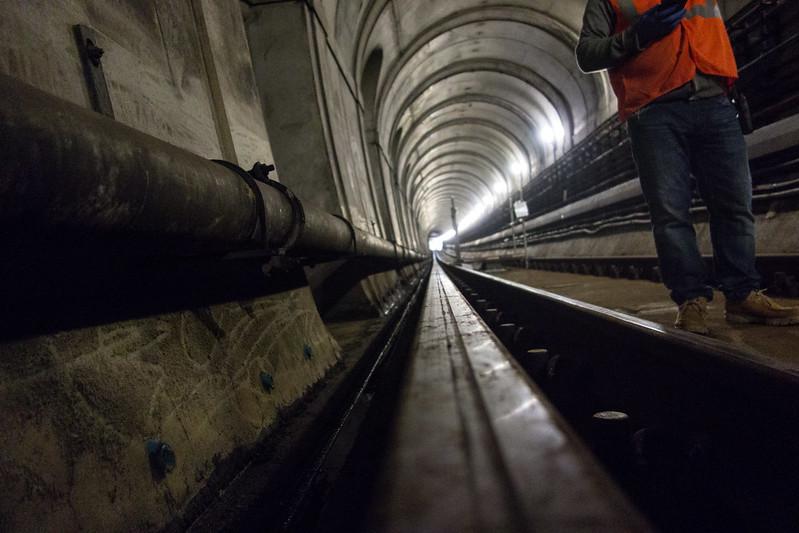 Thames Tunnel Trip-8