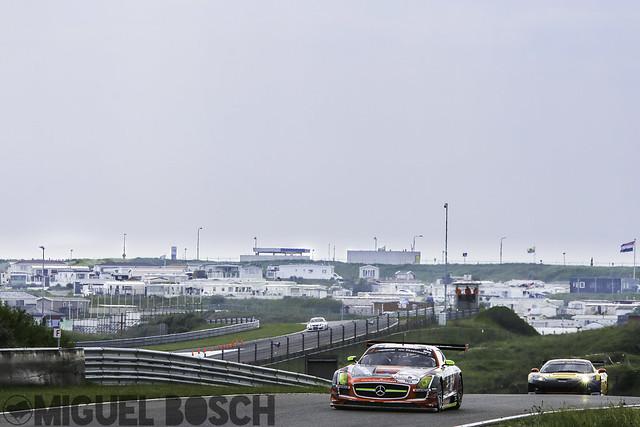 24H Series. Round 3 12H Zandvoort 30 May 2014