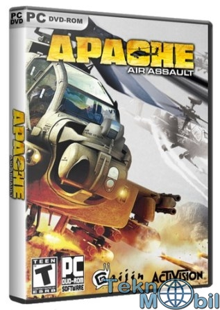 Apache - Air Assault Full Oyun