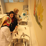 Medicinal and Aromatic Plants Laboratory 8