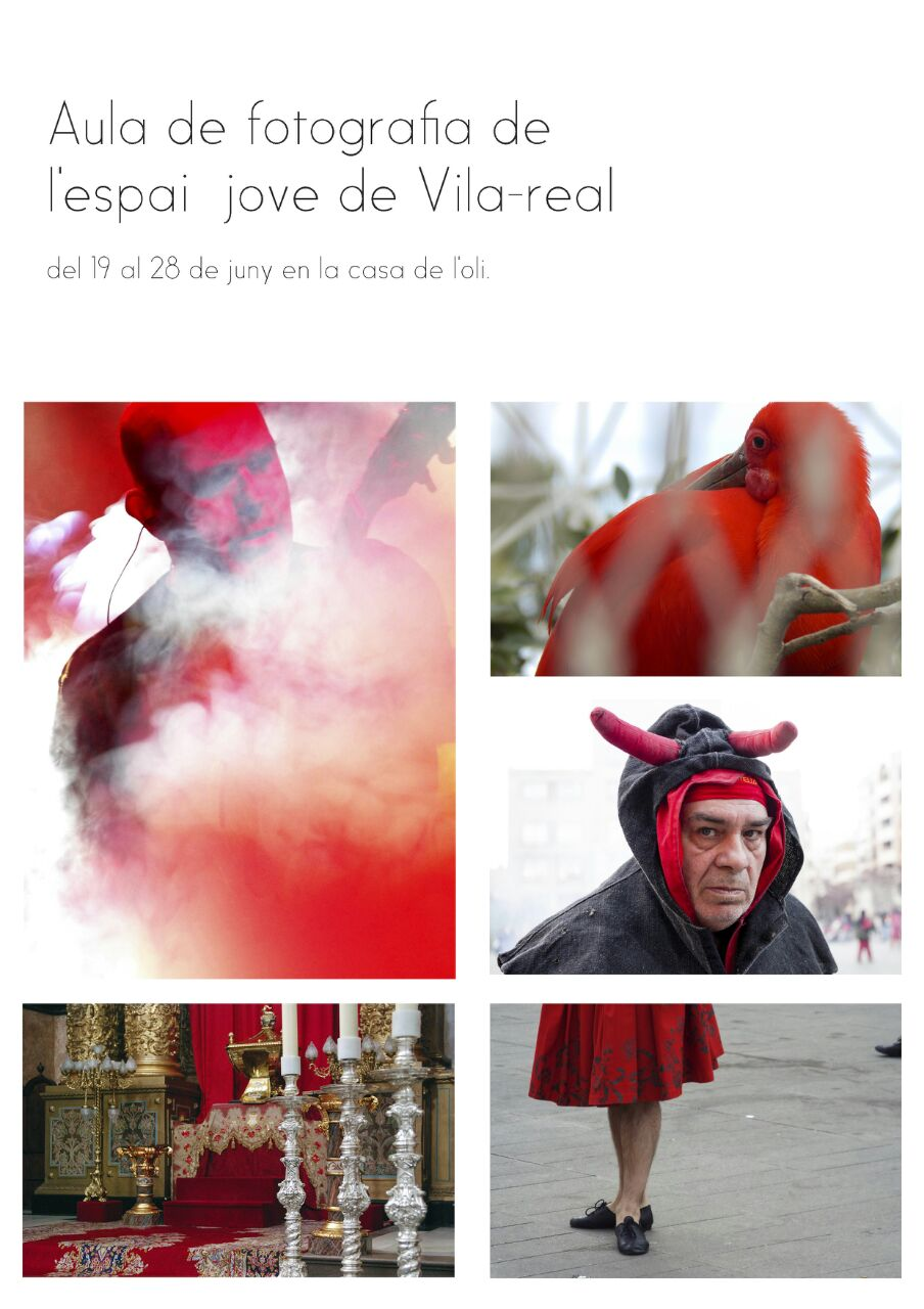 Exposició Aula Fotografía Espai Jove Vila-real