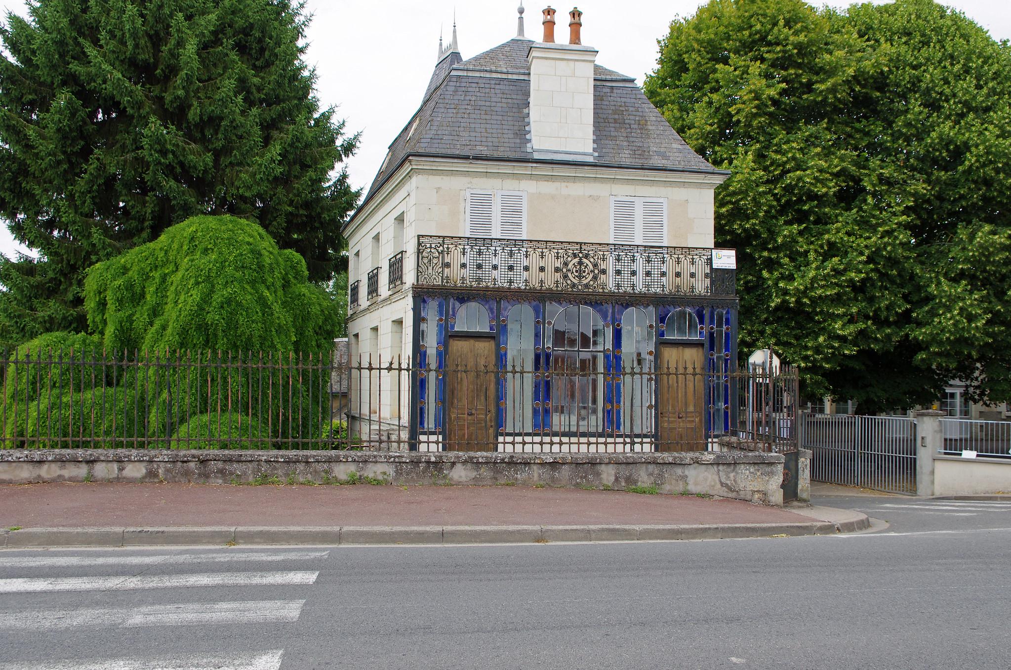 Maison Preuilly La Ville  Chemin Des Roches