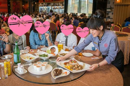 阿霞飯店原來台南夢時代也有!錦霞樓停車方便用餐環境超優~ (7)