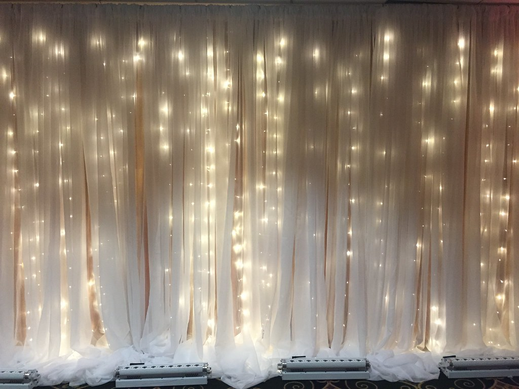 String Lights For Events : String Lights - Gabro Event Services