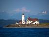 The Lighthouse & the Cascades