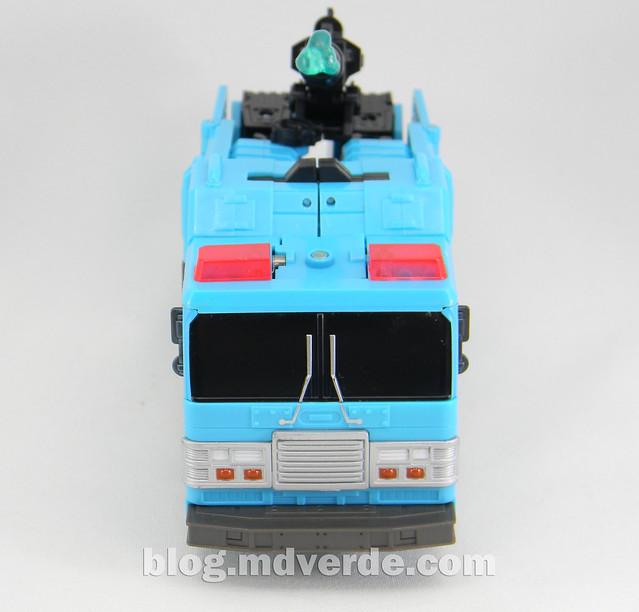 Transformers Hot Spot Voyager - Generations GDO - modo robot