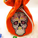 Sugar Skull Dice Bag
