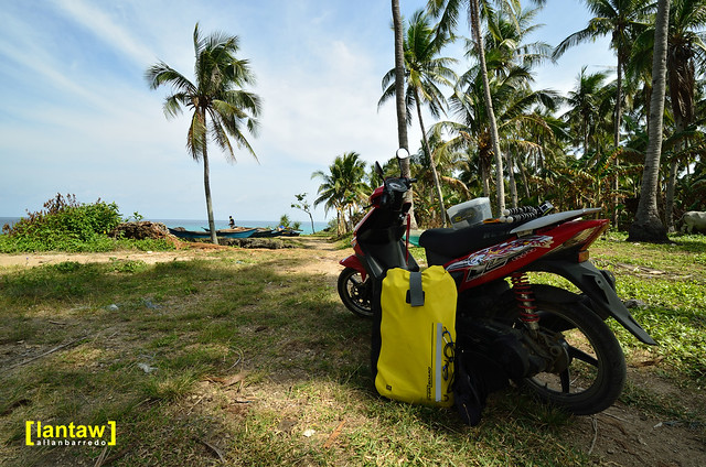 Motorcycle: Best way to explore Camotes