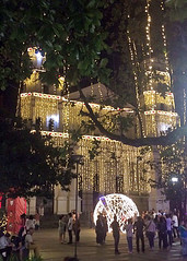 ENVIGADO, COLOMBIA - Alumbrados/ ЭНВИГАДО, КОЛУМБИЯ - Алумбрадос