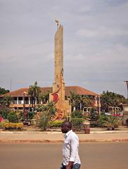 Bissau: Platz der Volkshelden