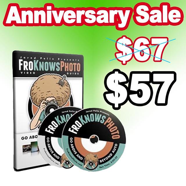 FroKnowsPhoto Beginner Guide Sale