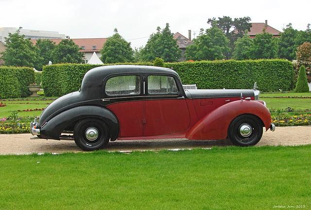 Classic Car Meets West Midlands