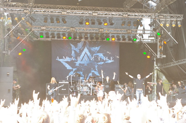 Header of Amaranthe