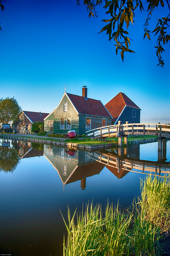 A visit to the village of Zaanse Schans 2 by Nathalie Stravers