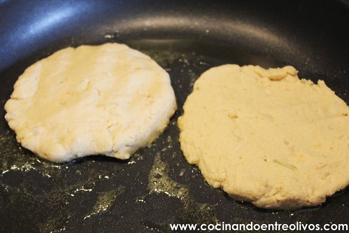 Hamburguesas de cocido www.cocinandoentreolivos (9)