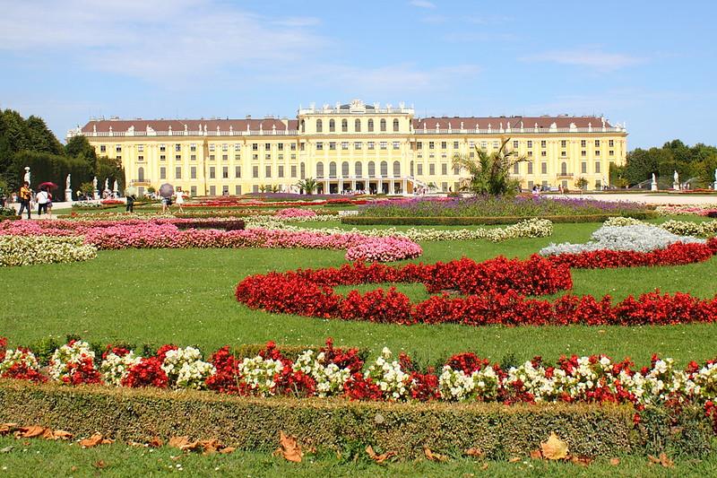 Wien - Schloss Schönbrunn