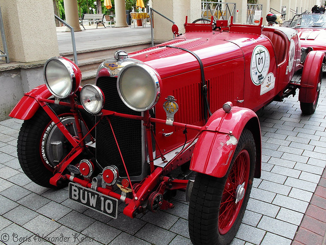 Lagonda M45 Le Mans (1935)