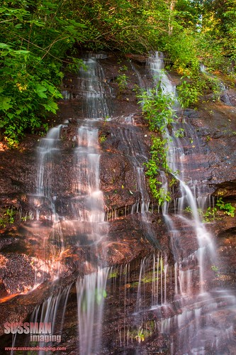 longexposure nature water georgia waterfall mountainview blackrockmountain mountaincity blackrockmountainstatepark rabuncounty thesussman adahifalls sonyalphadslra550 sussmanimaging