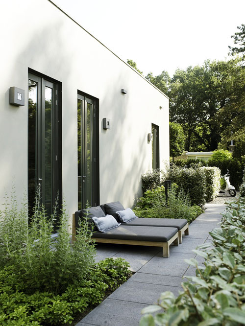 Beautiful Grey Waterproof Flooring Ideas For Living Room: 10 OF THE BEST OUTDOOR AREAS