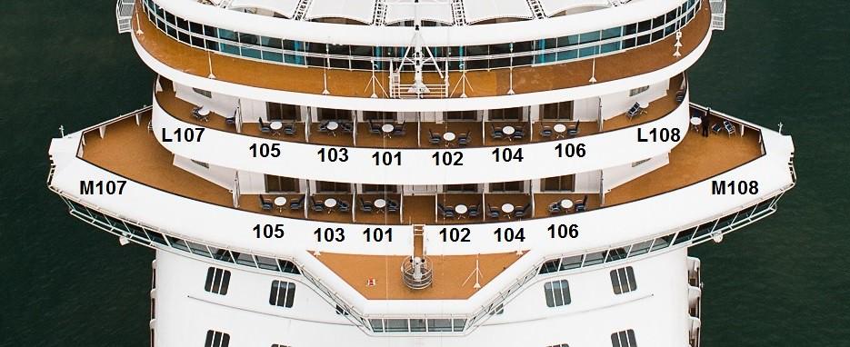 Regal Princess Cabin M101 Cruise Critic Message Board Forums