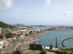 June 2013 Honeymoon in Saint-Martin/Sint Maarten