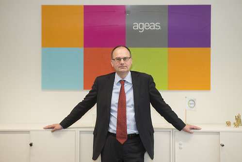 Ageas Enjoys Change