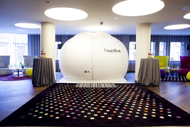 Hotel Missoni Edinburgh - NB The Bubble
