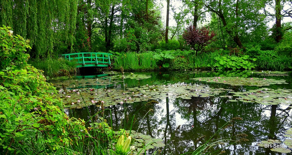 Claude Monet Garden, Giverny, France