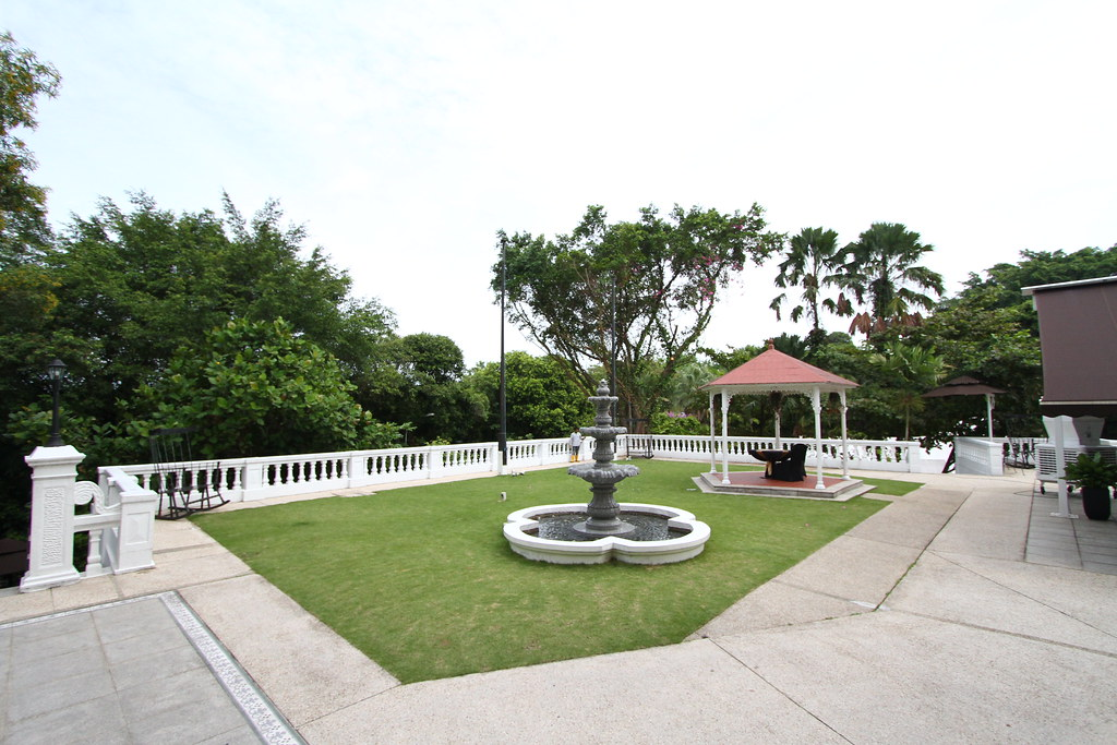 Romantic Place in Singapore: Alkaff Mansion
