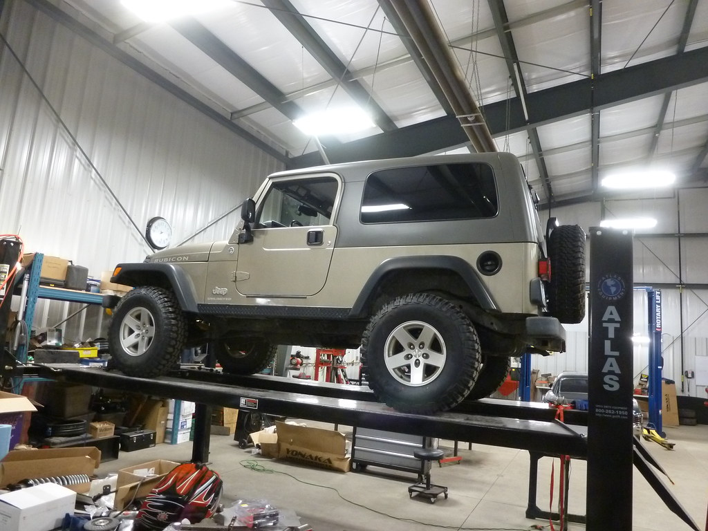 2009 jeep rubicon wicked garage inc for Garage jeep villeneuve d ascq