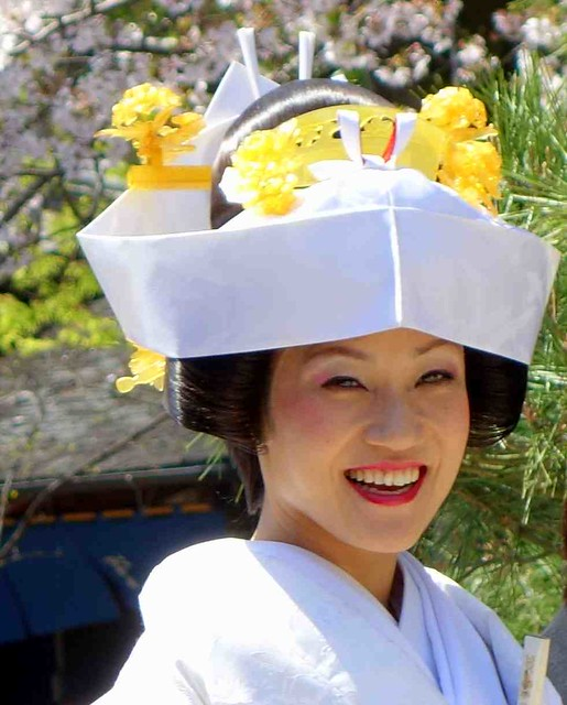 Bride at Shukkeien Garden4