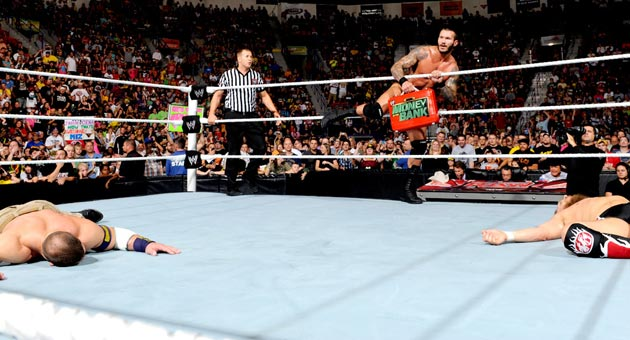 WWE Monday Night Raw (05/08/2013)