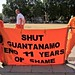 Shut Guantanamo: End 11 years of shame