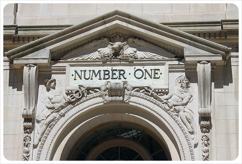 Number One Broadway