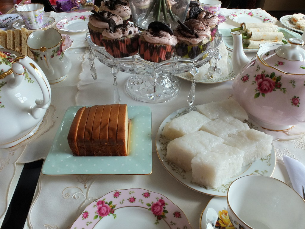 afternoon tea party 15