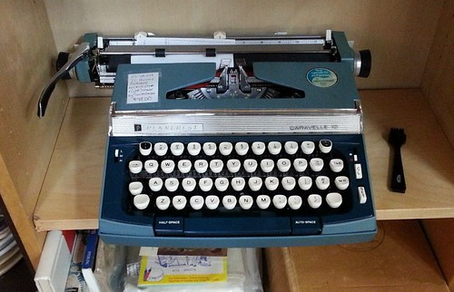 JC Penney Typewriter