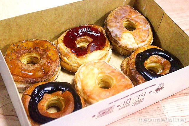 Krispy Kreme Cronuts
