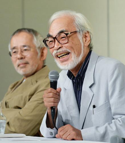 130907 - 動畫監督「宮崎駿」昨天正式引退、公開發表感言,這是『記者會新聞稿』中文翻譯!
