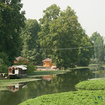 Srinagar House Boats and Parks - Kashmir, India