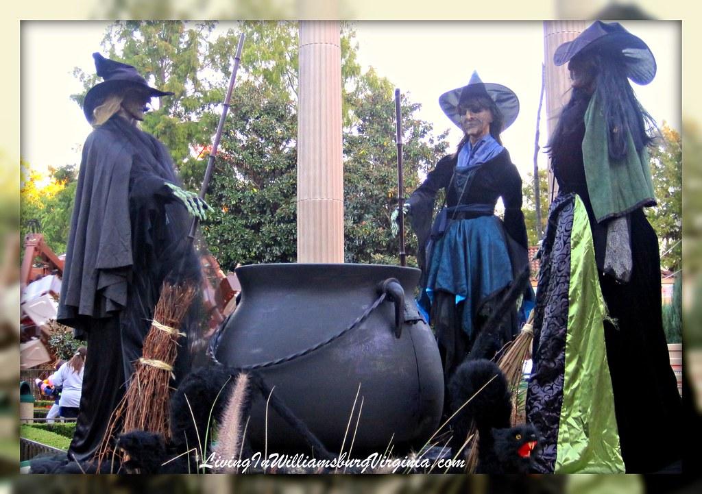 BG Witches