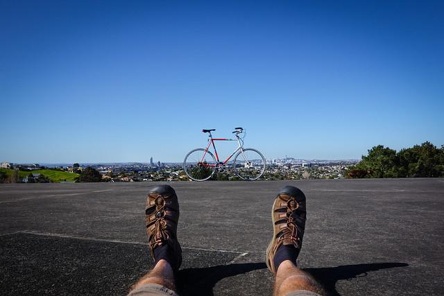 Keen Cyclist