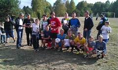 III Gminny Turniej Piłki Nożnej w Rudzie Białaczowskiej