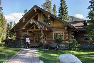Lochsa Lodge
