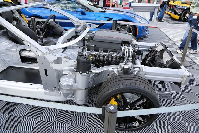 Chevrolet Corvette C7 chassis 2014 2 | Flickr - Photo Sharing!