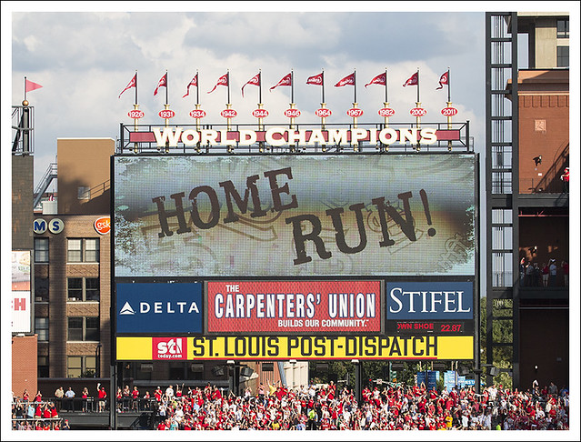 Home Run Sign